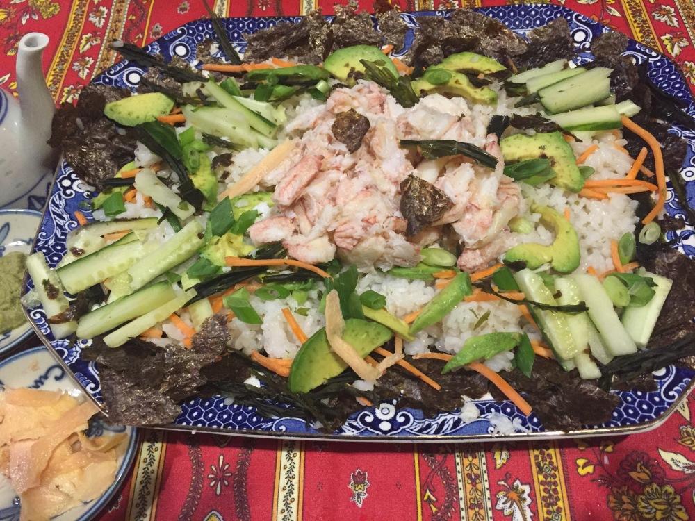 Sushi Salad photo