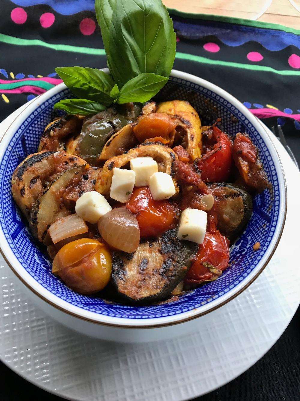 Ratatouille Grilled