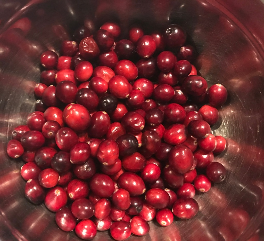 New England cranberries are versatile and lend flavor to both sweet and savory dishes.